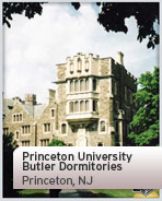 Princeton University Butler Dormitories