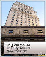 US Courthouse at Foley Square