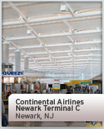Continental Airlines: Newark Terminal C